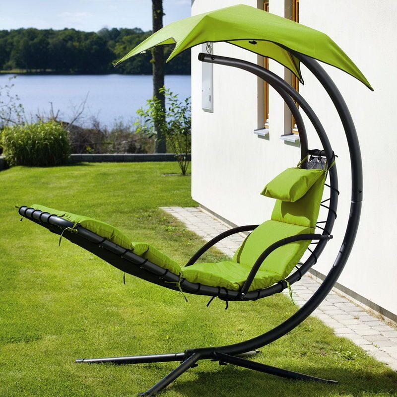 Кресла гамак из металла своими руками