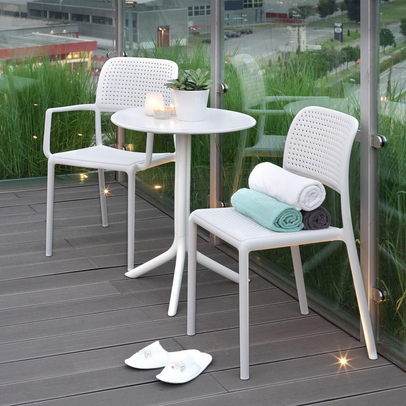 Уличная мебель для кофейни или балкона (столики и стулья) из.