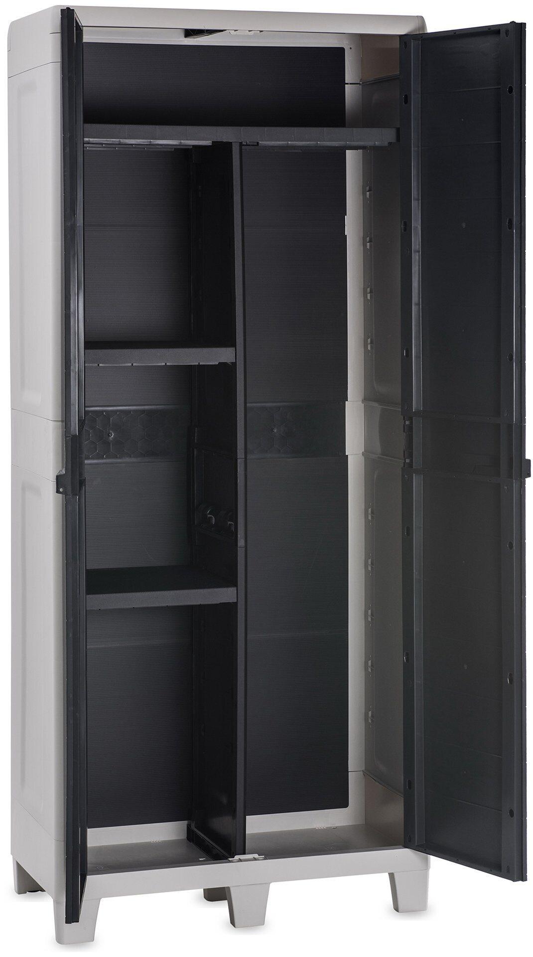 Картинки по запросу Шкаф 2х дверный глубокий WOODY'S XL, арт. 076