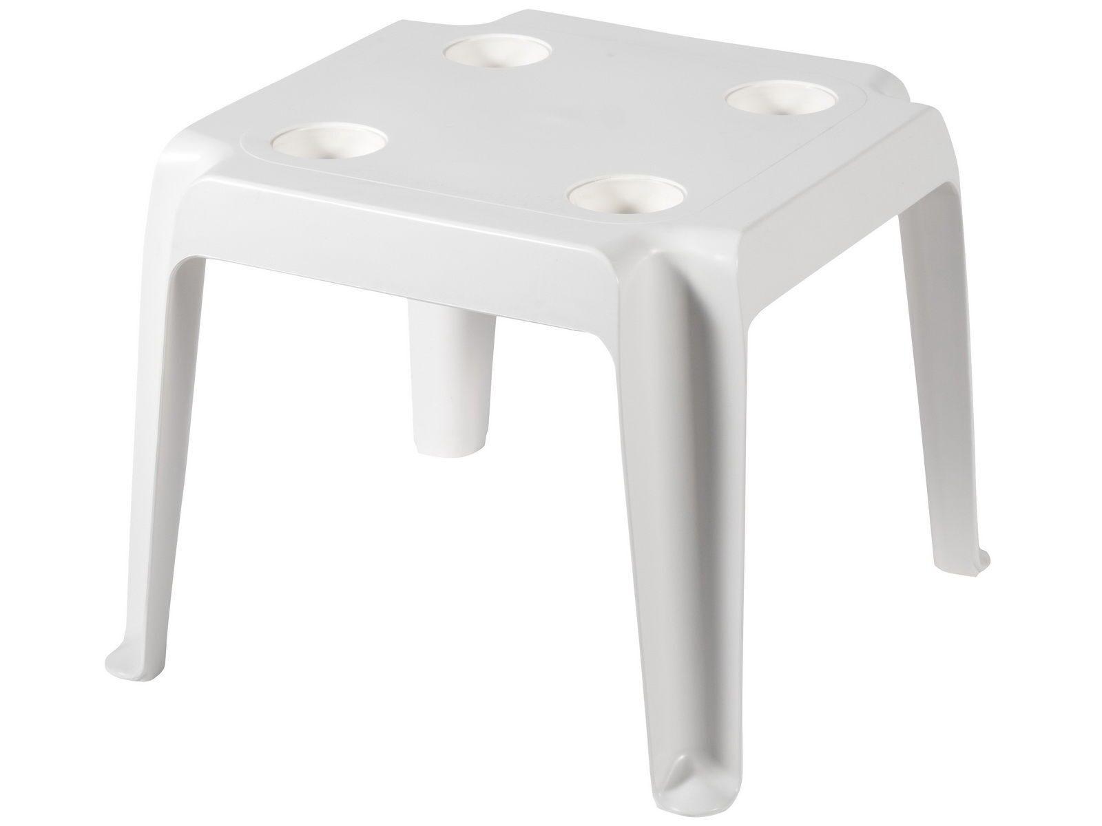 Столик с подстаканниками