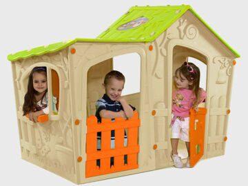 Дачный детский домик Magic villa
