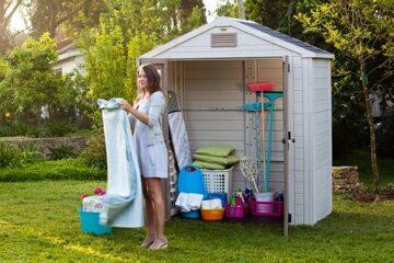 Хранение оборудования для бассейнов