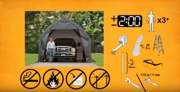 Видео гараж 2