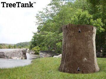 Дерево-бочка