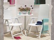 Стол и стулья для балкона