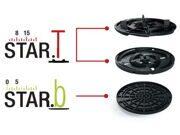 Опора Star.T и Star.b