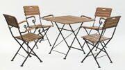 Квадратный стол 4 стула