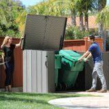 Ящик для мусорных баков