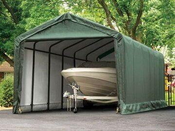 Эллинг гараж для катера