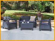 Уличный комплект мебели Corfu Set
