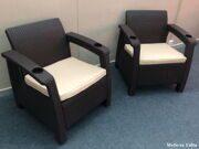 Кресла уличные Yalta Double Set