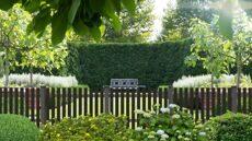 Забор штакетник