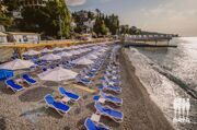 Шезлонги Nardi на пляже