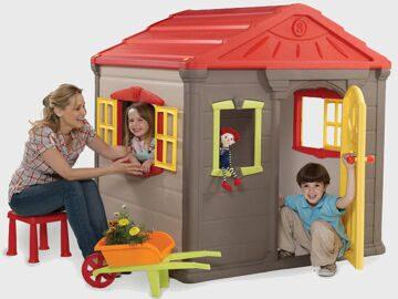 Уличный детский домик Jumbo