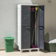 Шкаф для гаража террасы