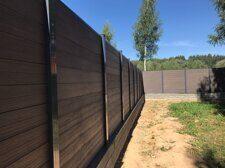 Сплошной забор hilst