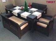 Комплект уличной мебели TWEET Family Set