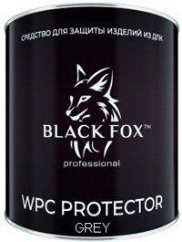 black fox банка серый цвет