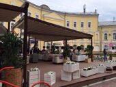 darvolex летнее кафе Астрахань