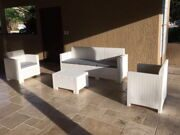 Мебель Nebraska белая