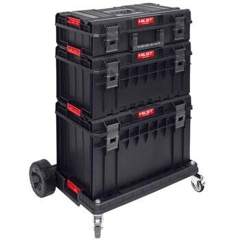 Комплект ящиков HILST Box System outdoor с платформой