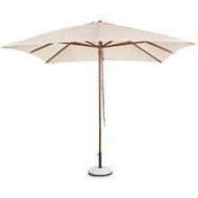 Зонт квадратный Неаполь 3х3м бежевый артикул 0795424