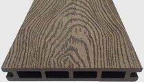 Террасная доска Holzhof с фактурой дерева