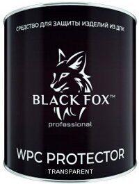 black fox прозрачный
