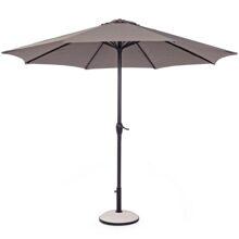 Зонт от солнца Салерно 3м коричневый цвет артикул 0795370