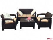 Комплект лаундж мебели TWEET Terrace Set