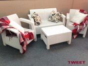 Комплект уличной мебели TWEET terrace Set