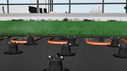 Дренаж панелей HILST Roof Panel