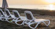 Шезлонги Nardi на Кипре