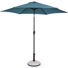 Зонт солнцезащитный Салерно для дома и кафе 2,7 м бирюзовый артикул 0795716