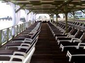 Пляж отеля rixis Сочи
