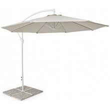 Зонт солнцезащитный Парма 3м слоновая кость артикул 4v1060