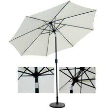 Зонт наклонный солнцезащитный Верона 2,7м бежевый артикул HYG1828