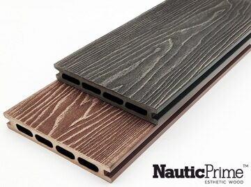 Террасная доска Nautic Prime Light EstheticWood